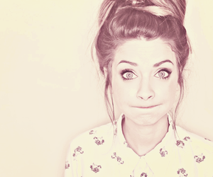 zoella, youtube, and zoe image