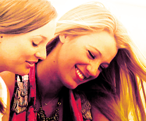 gossip girl, girl, and serena image