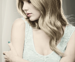 Taylor Swift, pretty, and blonde image