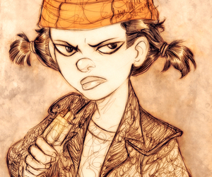 disney, spinelli, and ashley spinelli image