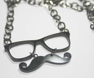 clever, fashion, and necklace image