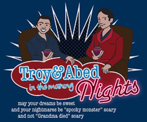 community, troy, and abed image