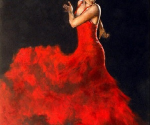 dance and flamenco image