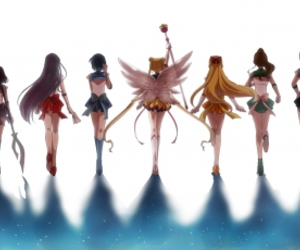 sailor moon, anime, and manga image