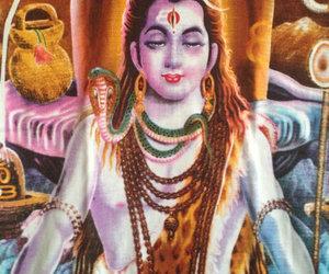 grunge, lord shiva, and seapunk image
