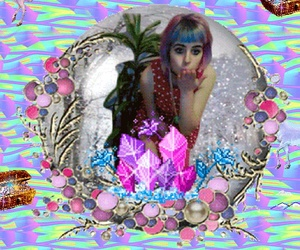 90s, seapunk, and grunge image