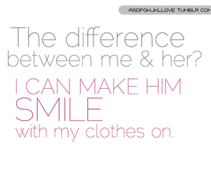 couple, difference, and haha image