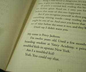percy jackson and percy jackson book image