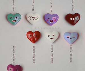hearts, heart, and cute image