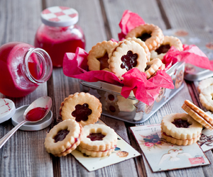 Cookies, sweet, and food image