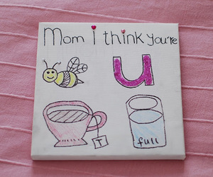 diy, diy project, and mothersday image