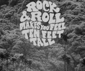 rock, rock and roll, and rock & roll image