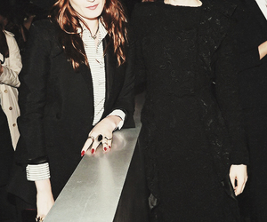 Carey Mulligan and florence welch image