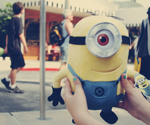 cute and minions image
