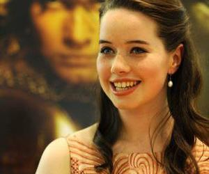 anna popplewell, beautiful, and girl image