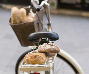 bicycle, bike, and delicious image