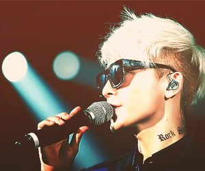 donghae, kpop, and tattoo image