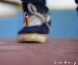 cigarette and photography image