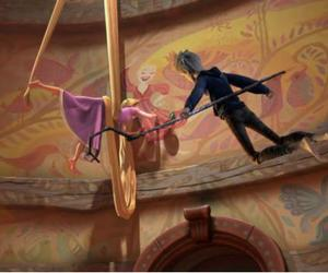 art, tangled, and rise of the guardians image