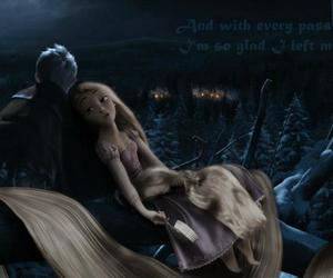 couple, disney, and jack frost image