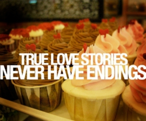 quote, true, and true love image