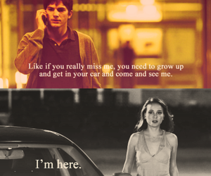 love, movie, and no strings attached image