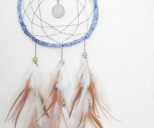 amulet, blue, and Dream image