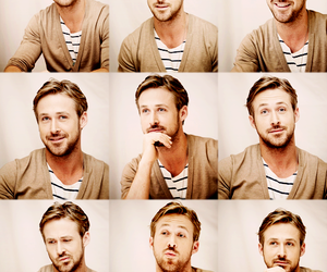 ryan gosling, Hot, and actor image