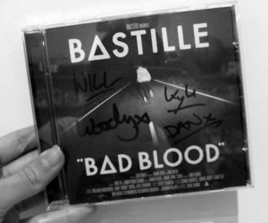 bastille, cd, and city image
