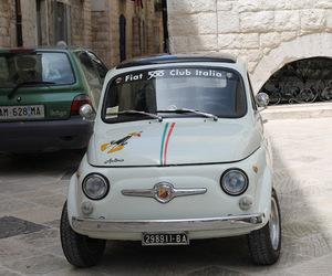 fiat, italia, and italy image