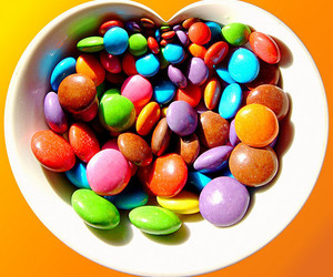sweet, candy, and color image