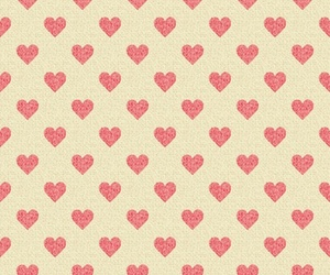 background, heart, and vintage image