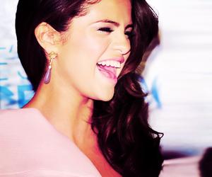 selena gomez, pretty, and smile image