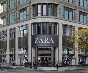 Zara, store, and style image