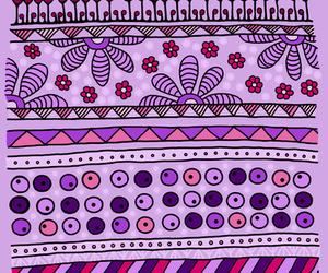art print, pattern, and tribal image