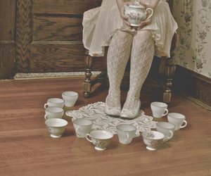 antique, knees, and pots image