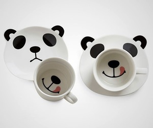 panda and cup image