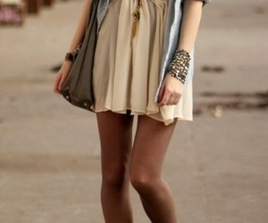 fashion, dress, and style image