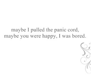 gabrielle aplin and panic cord image