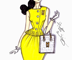 hayden williams, drawing, and yellow image