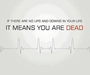 life, quotes, and dead image