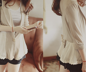 accesories, lace, and outfit image