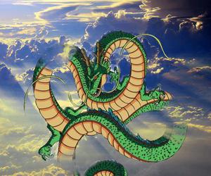 anime, asian, and dragon image