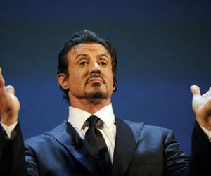 Hot and sylvester stallone image