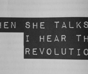 revolution and she image