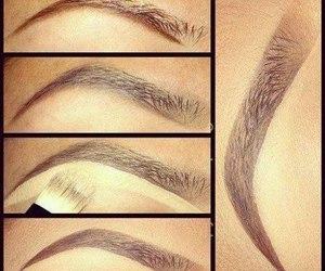 eyebrow and how to drew eyebrow image