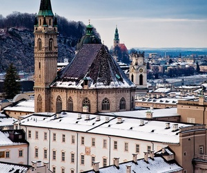 austria, city, and photography image