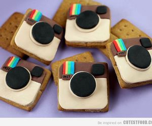 cookie, oreo, and instagram cookies image