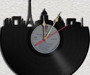 clock and music image