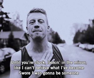 macklemore, otherside, and quote image